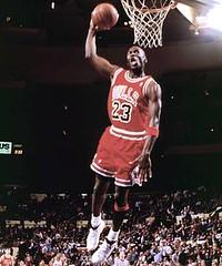 Michael Jordan llega al salon de la fama