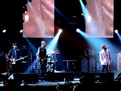 Oasis 2008 (DevMWest) Tags: california england music andy rock out manchester losangeles concert tour bell gig center noel pop oasis gallagher liam your soul archer dig brit staples gem