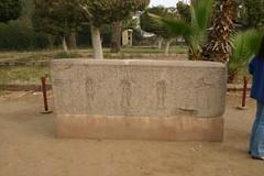 Sarcaphagous (sweet mustache) Tags: memphis egypt granite sarcophagus