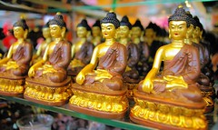 Buddha Buddha Buddha (cwgoodroe) Tags: singapore littleindia chinatown malaysia octobver vacation food fun buddha buddah trinkets markets diwali holiday curry pentax