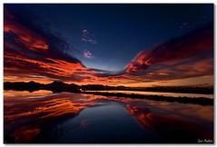 Asi en el cielo como en la tierra (Jos Andrs Torregrosa) Tags: sunset naturaleza sigma1020 salinasdelmarmenor