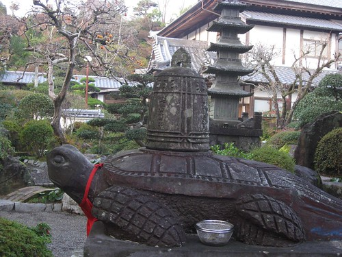 延光寺の赤亀(梵鐘),四国