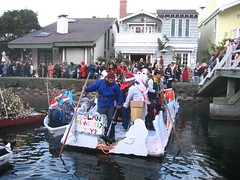 Island of Misfit Toys, Venice Canals Boat Parade, 2008