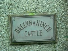 Ballynahinch Castle, where we had lunch