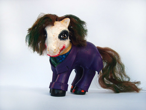 My little pony Joker