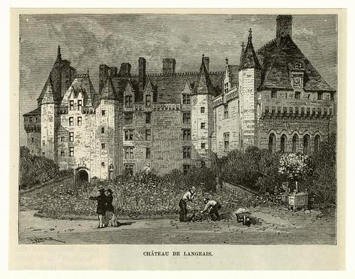 008- Castillo de Lageais 1880