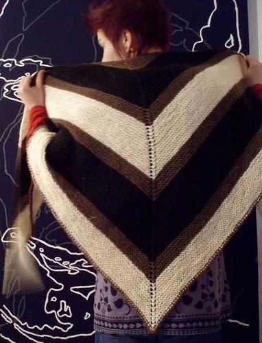 Coffee-shawl