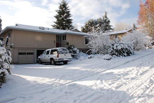 Home Snow Home