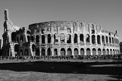Il Colosseo - Roma (Fausto Basile) Tags: italy rome roma italia arte coliseum monumenti colosseo antichità romani colysée