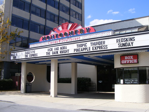 Montgomery Cinema And Drafthouse, Wheaton Plaza