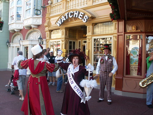 Citizens of Main Street, Victoria Trumpeto,