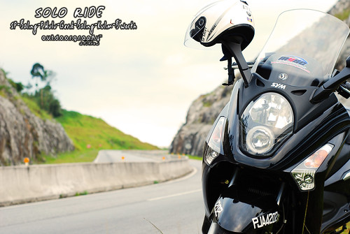 Solo Ride™ #6 : Highway Gerik - Baling - Kulim