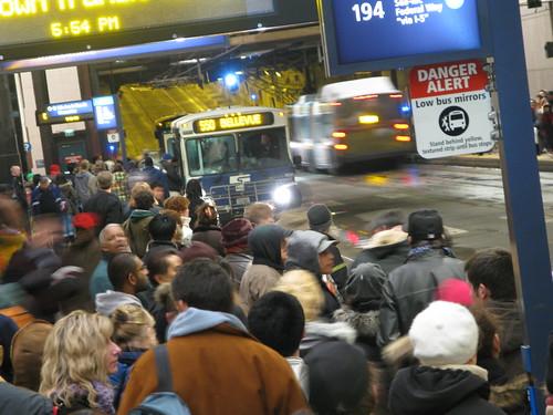 Crowded Westlake