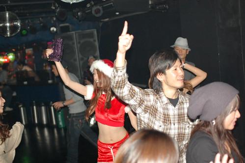 チョコバタ @club LUSH