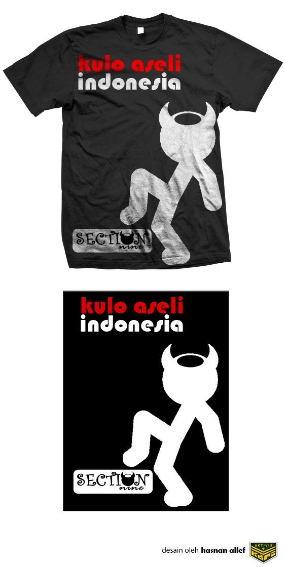 kulo aseli indonesia