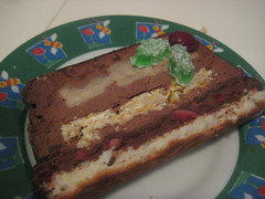 Daring Bakers December 2008 Challenge - French Yule Log 3