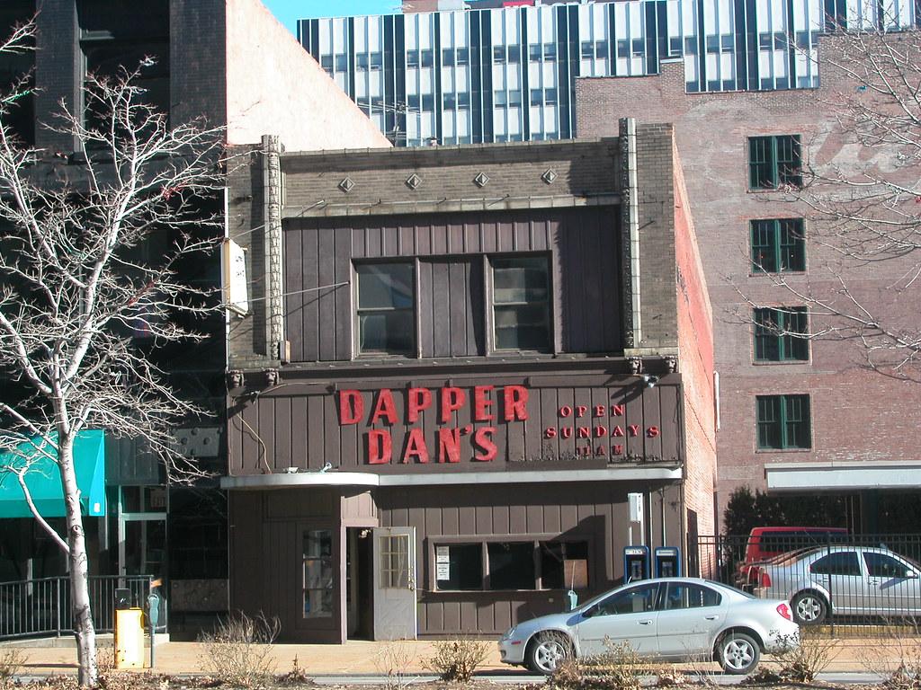 Dapper Dan's Closes Its Doors | Preservation Research Office