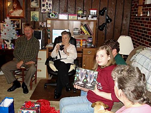 Clark,, Helen, Kevin, Megan, Joy