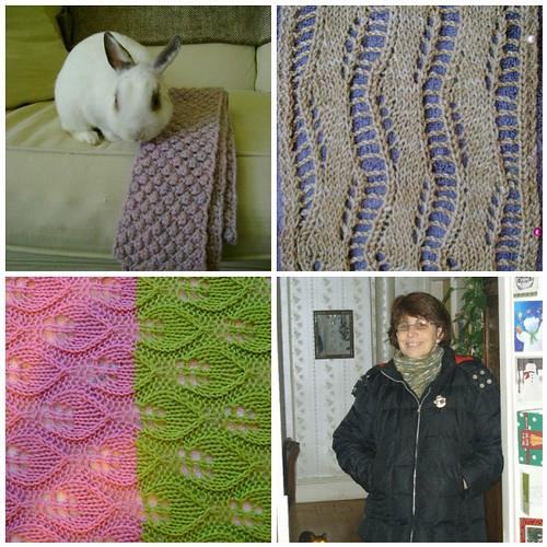 2008 - Scarves, Shawls & Cowls