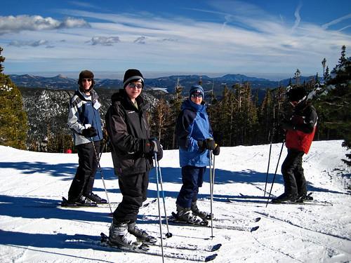 Skiing Eldora