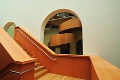 AGO: Frank Gehry's Redesign (arden's aperture) Tags: wood steel ago beams artgalleryofontario frankgehrysredesign musedesbeauxartsdelontario