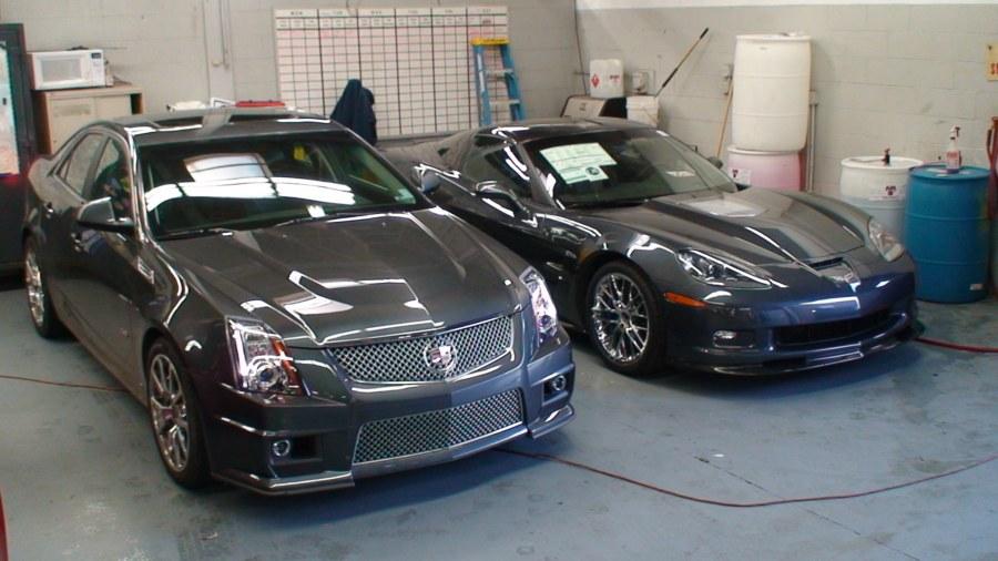 Ats Vs Cts >> CTS-V vs Corvette Z06 - Cadillac CTS, STS 2005+, 04-09 SRX, CTS Sport Wagon (Sigma) - CaddyInfo ...