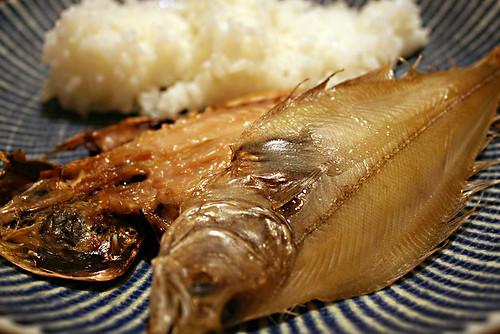 Fish Japanese Style