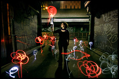 light painting ballon flowers (andreas gessl) Tags: vienna wien light lightpainting color bike night painting austria crazy long exposure drawing creative cinematic lichtmalerei lightart lightdrawing lichtmalen lightjunkie naschmwarkt bikelightsdrawing
