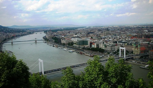 Budapest in Hungary - The View #6