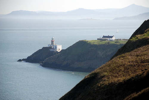 Howth Cliff Walk - Lighthouse
