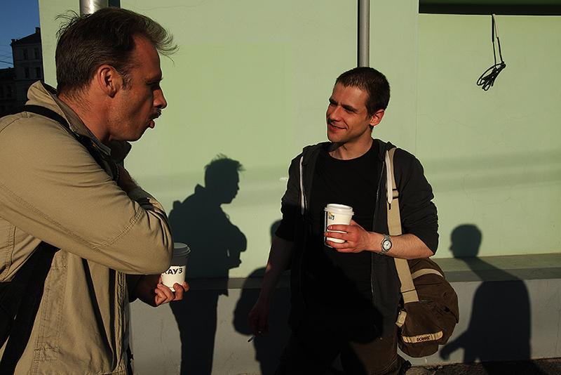 Беседа с кофе