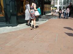 Candid Heels in DC  May 2011 (Candid Heels) Tags: street sexy high shot candid heels heel stocking nylon