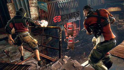 BRINK PS3 XBOX 360 VIDEO REVIEW