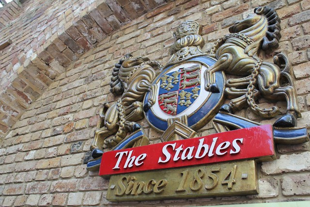 the stables welcome you