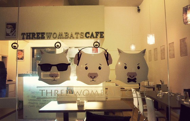 Three Wombats Café