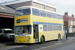 humb - holloways scunthorpe kku921p depot 87 JL (johnmightycat1) Tags: bus lincolnshire