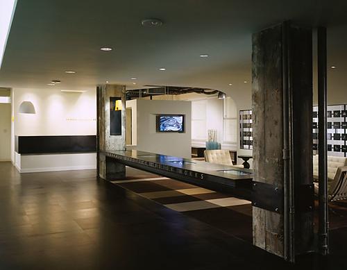 Contemporary interior design portfolio by skb architects home