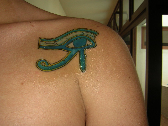 eye of horus tattoo translation