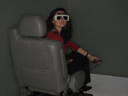 GM's Natalie Johnson in VR Test Studio
