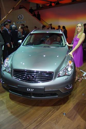 Saab EX37 женева 2008 фото