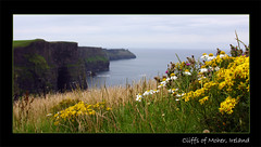 Cliffs of Moher (IL MAGICO) Tags: ireland people flower by italian clare cliffs national geographic moher ngi