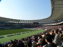 FC東京vsヴィッセル神戸戦(Home)
