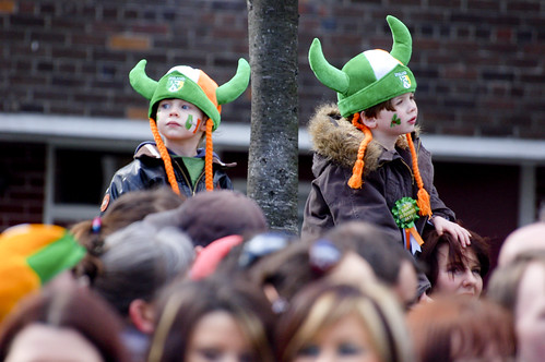 St Patrick's Day 2008 Dublin