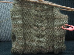 WIP: Claw Socks (Detail)