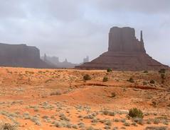 Monument Valley (*DaniGanz*) Tags: arizona usa monument utah us valley navajo monumentvalley navajotribalpark navajoindianreservation westmittenbutte daniganz mywinners abigfave