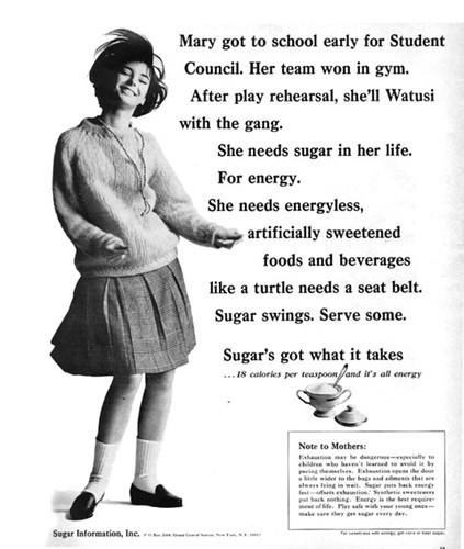 Sugar Advertisement