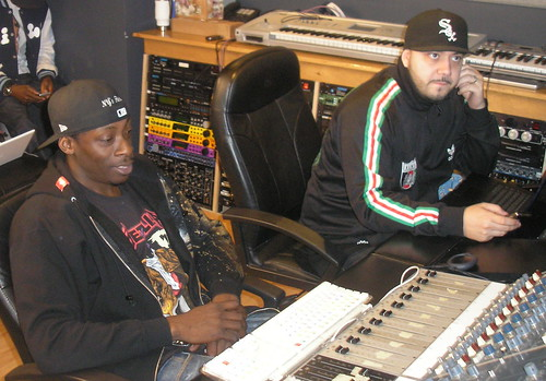 Pete Rock and Green Lantern_cropped