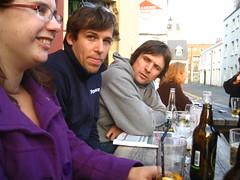 Natalie, Daniel and James