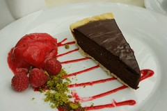 Chocolate and Raspberry