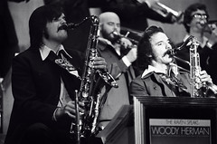 The Woody Herman Orchestra Saxophones & Trombones (Tom Marcello) Tags: photography jazz trombone saxophone jazzmusicians garyanderson jazzplayers bigbands jazzphotos jazzphotography woodyherman franktiberi jimpugh dalekirkland jazzphotographs tommarcello